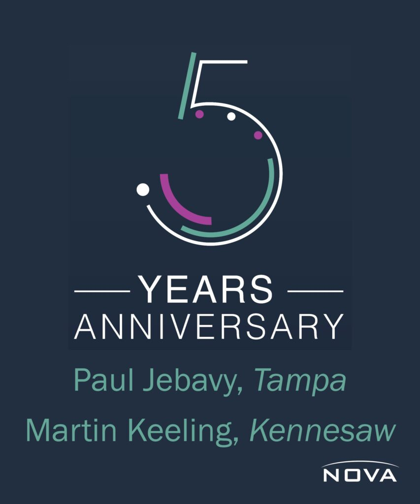 5 year graphic